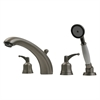 Whitehaus Collection 614.433TF-BN Blairhaus Faucets Brushed Nickel