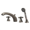 Whitehaus Collection 614.443TF-BN Blairhaus Faucets Brushed Nickel