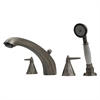 Whitehaus Collection 614.453TF-BN Blairhaus Faucets Brushed Nickel