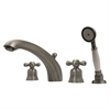 Whitehaus Collection 614.463TF-BN Blairhaus Faucets Brushed Nickel