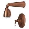 Whitehaus Collection 614.838SH-ACO Blairhaus Faucets Antique Copper