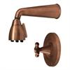 Whitehaus Collection 614.848SH-ACO Blairhaus Faucets Antique Copper