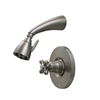 Whitehaus Collection 614.868SH-BN Blairhaus Faucets Brushed Nickel
