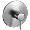 AB1601-BN Brushed Nickel Pressure Balanced Round Shower Mixer