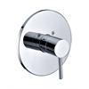 AB1601-PC Polished Chrome Pressure Balanced Round Shower Mixer