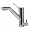 ALFI brand AB2040-PSS Solid Polished Stainless Steel Kitchen Faucet with Built in Water Dispenser
