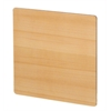 Whitehaus Collection AEP4538N Wood/Aluminum Sets Natural (Birchwood)