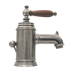 Whitehaus Collection N21-BN Fountainhaus Faucets Brushed Nickel