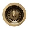 Whitehaus Collection RNW35-AB Kitchen Sink Accessories Sinks Antique Brass