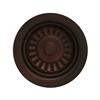 Whitehaus Collection RNW35-MB Kitchen Sink Accessories Sinks Mahogany Bronze