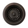 Whitehaus Collection RNW35-ORB Kitchen Sink Accessories Sinks Oil Rubbed Bronze