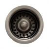 Whitehaus Collection RNW35-P Kitchen Sink Accessories Sinks Pewter