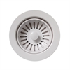 Whitehaus Collection RNW50-WH Kitchen Sink Accessories Sinks White
