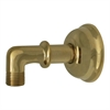 Whitehaus Collection WH173C2-B Showerhaus Faucets Polished Brass
