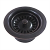Whitehaus Collection WH200-ORBH Kitchen Sink Accessories Sinks Oil Rubbed Bronze Highlighted