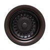 Whitehaus Collection WH202-ORB Kitchen Sink Accessories Sinks Oil Rubbed Bronze