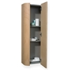 Whitehaus Collection WHAEMN04 Wood Cabinets  Natural (Birchwood)