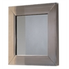 Whitehaus Collection WHE5B Bath Fixtures Mirrors Polished Stainless Steel