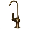 Whitehaus Collection WHFH3-H4130-AB Forever Hot Faucets Antique Brass