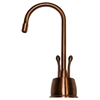 Whitehaus Collection WHFH-HC4650-ACO Forever Hot Faucets Antique Copper