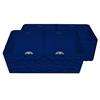 Whitehaus Collection WHFLGO3318-BLUE Gothichaus Sinks Sapphire Blue