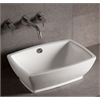 Whitehaus Collection WHKN1065 Above Mount Sinks White