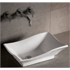 Whitehaus Collection WHKN1078 Above Mount Sinks White