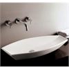 Whitehaus Collection WHKN1086 Above Mount Sinks White