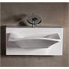 Whitehaus Collection WHKN1114A Wall Mount Sinks White