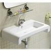 Whitehaus Collection WHKN1130 Wall Mount Sinks White