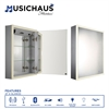 Whitehaus Collection WHLUN7055-OR Medicine Cabinet Musichaus Aluminum