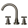 Whitehaus Collection WHLX79214-BN Luxe Faucets Brushed Nickel