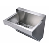 Whitehaus Collection WHNC3022W Noah's Collection Sinks Brushed Stainless Steel