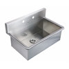 Whitehaus Collection WHNC3120 Noah's Collection Sinks Brushed Stainless Steel