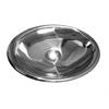 Whitehaus Collection WHNVE218 Drop-In/Undermount Sinks Mirror