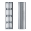 Whitehaus Collection WHRAX-40 Medicinehaus Medicinehaus Aluminum