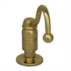 Whitehaus Collection WHSD1167-B Beluga Accessories Polished Brass