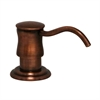 Whitehaus Collection WHSD45N-ACO Soap/Lotion Dispenser Accessories Antique Copper