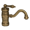 Whitehaus Collection WHSL3-9722-AB Vintage III Faucets Antique Brass