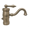 Whitehaus Collection WHSL3-9722-BN Vintage III Faucets Brushed Nickel