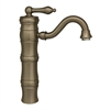Whitehaus Collection WHSL3-9724-BN Vintage III Faucets Brushed Nickel