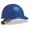 E-2 Cap Hard Hat With Ratchet Suspension, Blue