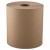 "GEN Hardwound Roll Towels, 1-Ply, Natural, 8"" x 700ft, 6 Rolls/Carton"