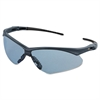 Jackson* Safety Brand Nemesis Safety Glasses, Blue Frame, Light Blue Lens