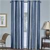 Achim Ombre Window Curtain Panel 50x63 - Blue