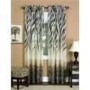 Kenya Window Curtain Panel - 50x84 - Brown/Multi