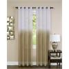 Essence Window Curtain Panel - 52x84 - Blue
