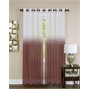 Achim Essence Window Curtain Panel - 52x63 - Burgundy