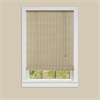 Achim Ashland Vinyl Roll-Up Blind 48x72 - Desert/Almond