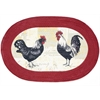 Braided Rug 20 x 30 - Rooster